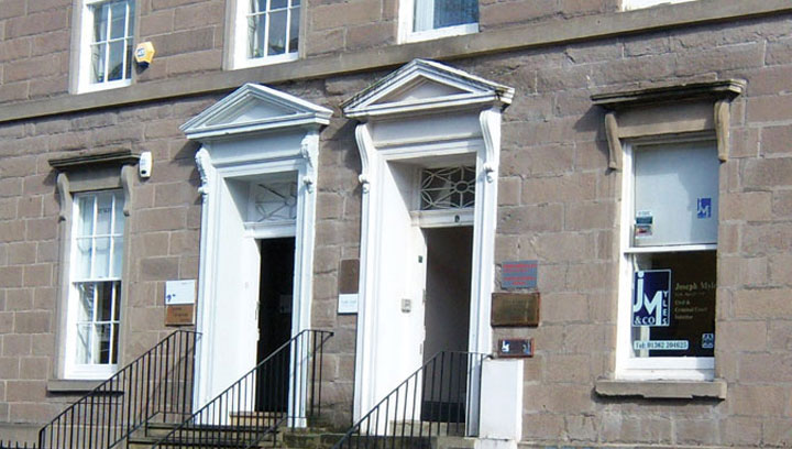 First Psychology Dundee